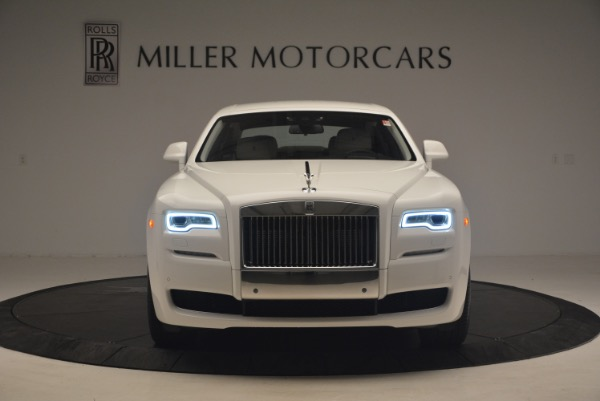 Used 2017 Rolls-Royce Ghost for sale Sold at Bugatti of Greenwich in Greenwich CT 06830 12