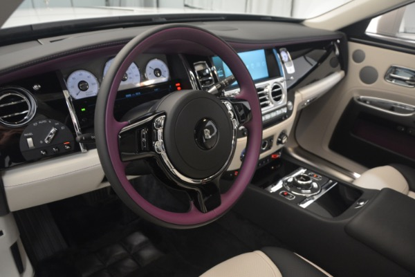 Used 2017 Rolls-Royce Ghost for sale Sold at Bugatti of Greenwich in Greenwich CT 06830 22