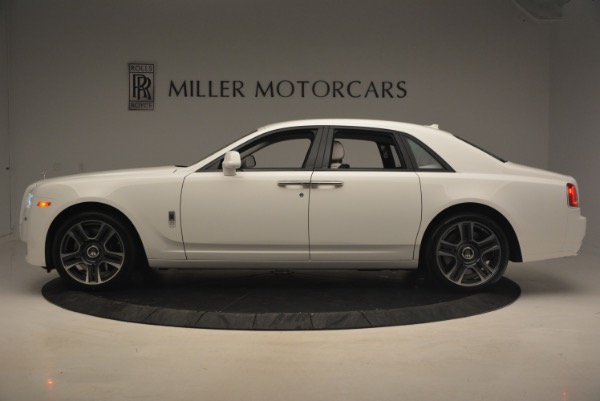 Used 2017 Rolls-Royce Ghost for sale Sold at Bugatti of Greenwich in Greenwich CT 06830 3