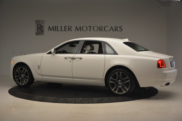 Used 2017 Rolls-Royce Ghost for sale Sold at Bugatti of Greenwich in Greenwich CT 06830 4