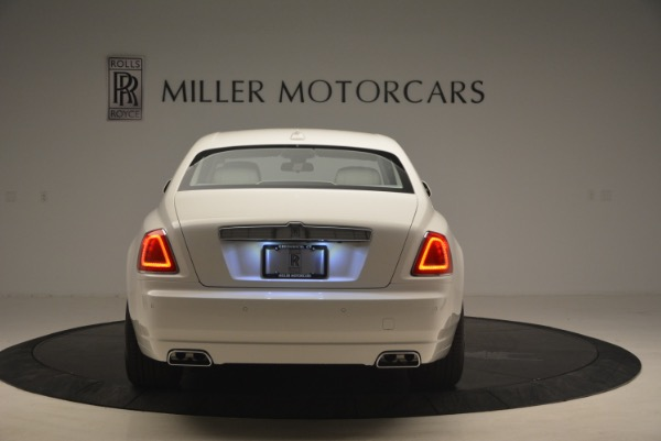 Used 2017 Rolls-Royce Ghost for sale Sold at Bugatti of Greenwich in Greenwich CT 06830 6