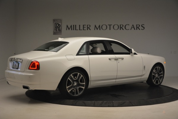 Used 2017 Rolls-Royce Ghost for sale Sold at Bugatti of Greenwich in Greenwich CT 06830 8