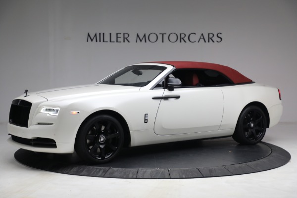 New 2017 Rolls-Royce Dawn for sale Sold at Bugatti of Greenwich in Greenwich CT 06830 17