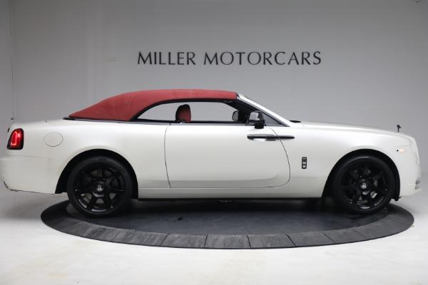 New 2017 Rolls-Royce Dawn for sale Sold at Bugatti of Greenwich in Greenwich CT 06830 22
