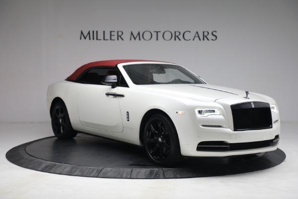 New 2017 Rolls-Royce Dawn for sale Sold at Bugatti of Greenwich in Greenwich CT 06830 24
