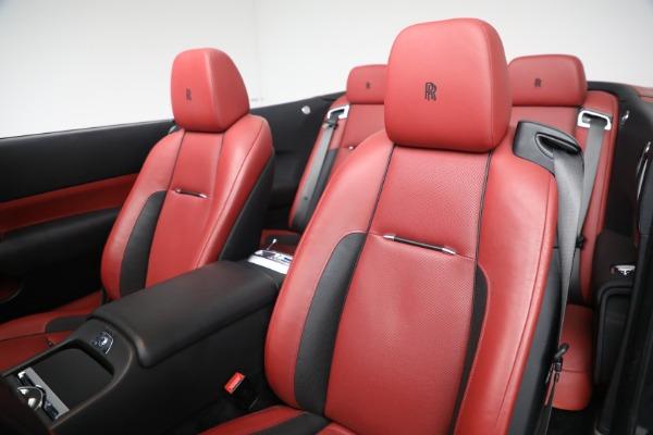 New 2017 Rolls-Royce Dawn for sale Sold at Bugatti of Greenwich in Greenwich CT 06830 25