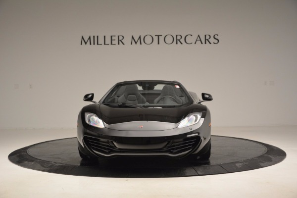 Used 2013 McLaren 12C Spider for sale Sold at Bugatti of Greenwich in Greenwich CT 06830 12
