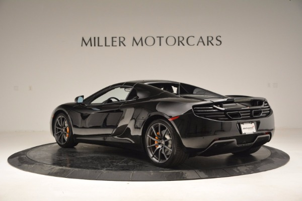 Used 2013 McLaren 12C Spider for sale Sold at Bugatti of Greenwich in Greenwich CT 06830 17