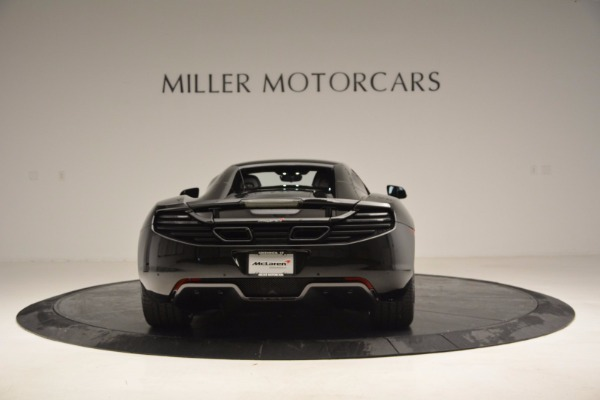 Used 2013 McLaren 12C Spider for sale Sold at Bugatti of Greenwich in Greenwich CT 06830 18