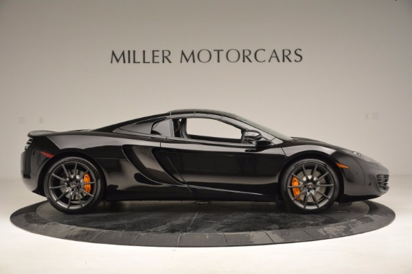 Used 2013 McLaren 12C Spider for sale Sold at Bugatti of Greenwich in Greenwich CT 06830 20
