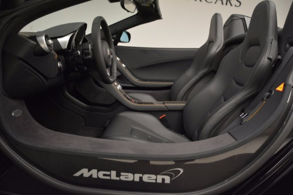 Used 2013 McLaren 12C Spider for sale Sold at Bugatti of Greenwich in Greenwich CT 06830 25