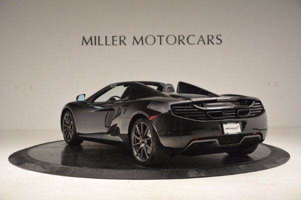 Used 2013 McLaren 12C Spider for sale Sold at Bugatti of Greenwich in Greenwich CT 06830 5