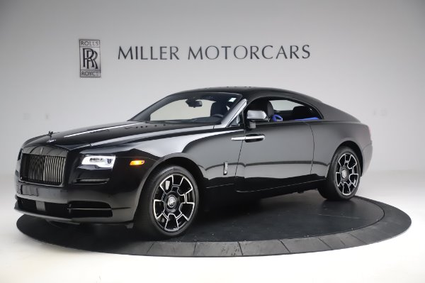 New 2017 Rolls-Royce Wraith Black Badge for sale Sold at Bugatti of Greenwich in Greenwich CT 06830 3