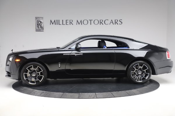 New 2017 Rolls-Royce Wraith Black Badge for sale Sold at Bugatti of Greenwich in Greenwich CT 06830 4