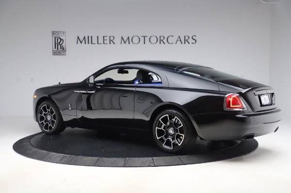 New 2017 Rolls-Royce Wraith Black Badge for sale Sold at Bugatti of Greenwich in Greenwich CT 06830 5