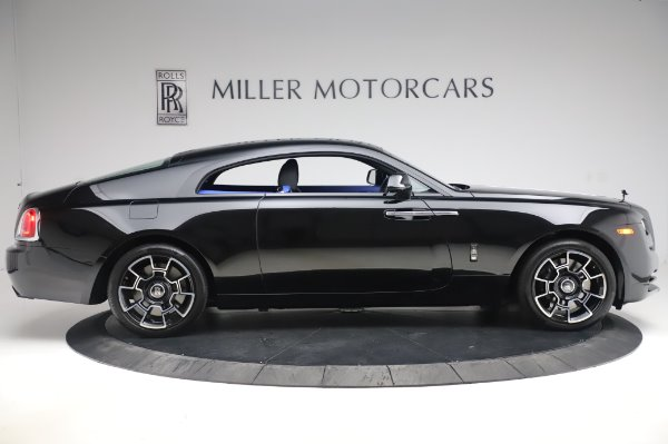 New 2017 Rolls-Royce Wraith Black Badge for sale Sold at Bugatti of Greenwich in Greenwich CT 06830 8