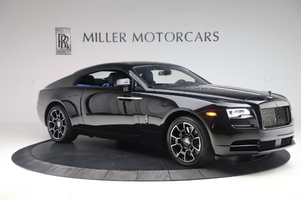 New 2017 Rolls-Royce Wraith Black Badge for sale Sold at Bugatti of Greenwich in Greenwich CT 06830 9
