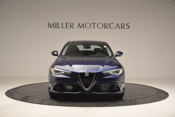 New 2017 Alfa Romeo Giulia Ti Q4 for sale Sold at Bugatti of Greenwich in Greenwich CT 06830 12