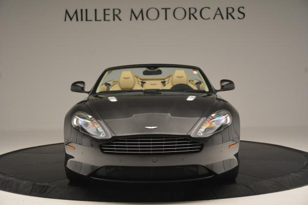 New 2016 Aston Martin DB9 GT Volante for sale Sold at Bugatti of Greenwich in Greenwich CT 06830 12