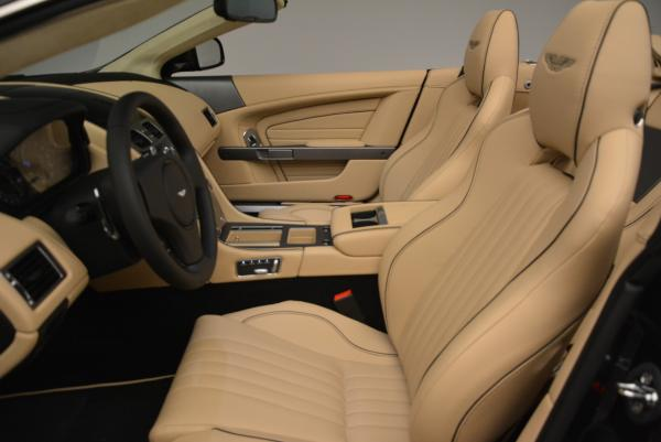 New 2016 Aston Martin DB9 GT Volante for sale Sold at Bugatti of Greenwich in Greenwich CT 06830 19