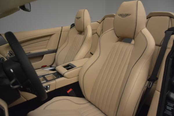 New 2016 Aston Martin DB9 GT Volante for sale Sold at Bugatti of Greenwich in Greenwich CT 06830 21