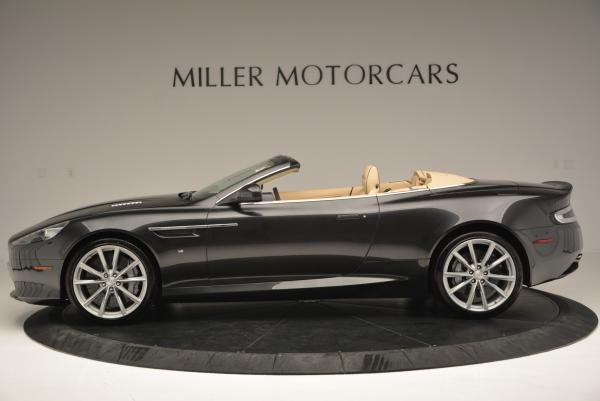 New 2016 Aston Martin DB9 GT Volante for sale Sold at Bugatti of Greenwich in Greenwich CT 06830 3