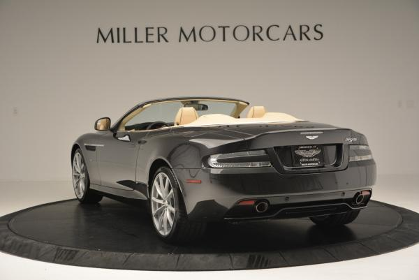 New 2016 Aston Martin DB9 GT Volante for sale Sold at Bugatti of Greenwich in Greenwich CT 06830 5