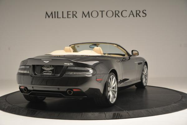 New 2016 Aston Martin DB9 GT Volante for sale Sold at Bugatti of Greenwich in Greenwich CT 06830 7
