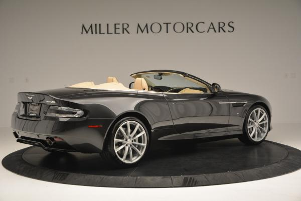 New 2016 Aston Martin DB9 GT Volante for sale Sold at Bugatti of Greenwich in Greenwich CT 06830 8