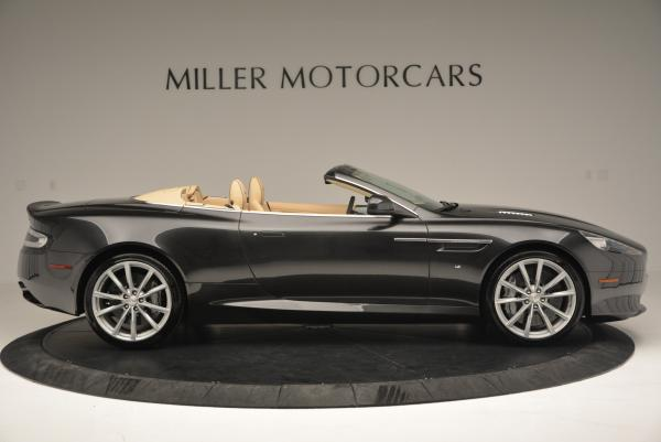 New 2016 Aston Martin DB9 GT Volante for sale Sold at Bugatti of Greenwich in Greenwich CT 06830 9