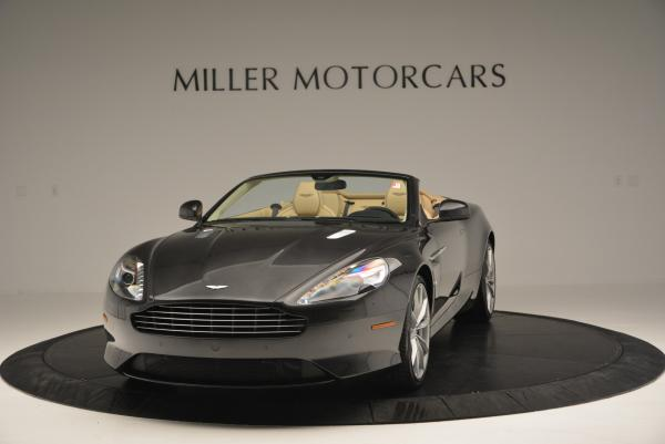 New 2016 Aston Martin DB9 GT Volante for sale Sold at Bugatti of Greenwich in Greenwich CT 06830 1