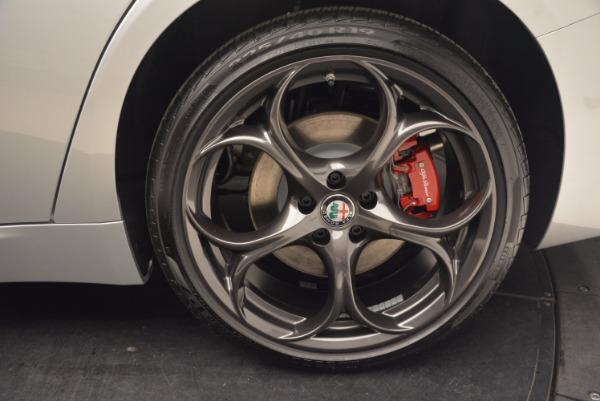 New 2017 Alfa Romeo Giulia Ti Q4 for sale Sold at Bugatti of Greenwich in Greenwich CT 06830 14