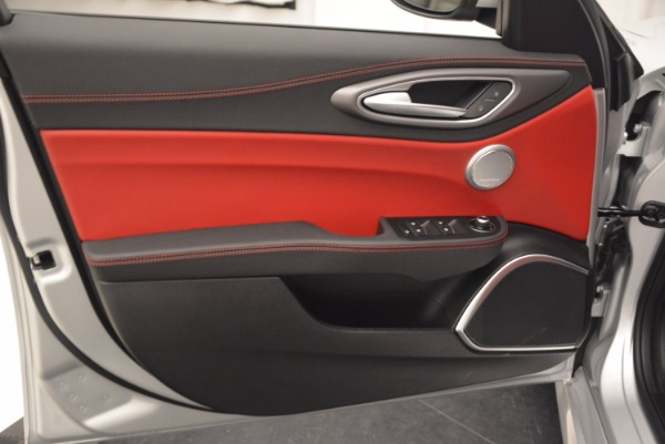 New 2017 Alfa Romeo Giulia Ti Q4 for sale Sold at Bugatti of Greenwich in Greenwich CT 06830 23