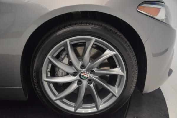 New 2017 Alfa Romeo Giulia Q4 for sale Sold at Bugatti of Greenwich in Greenwich CT 06830 26