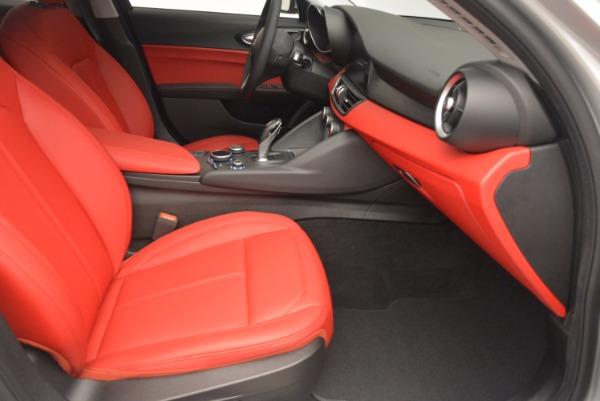 New 2017 Alfa Romeo Giulia Q4 for sale Sold at Bugatti of Greenwich in Greenwich CT 06830 23
