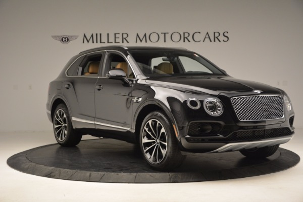 Used 2017 Bentley Bentayga for sale Sold at Bugatti of Greenwich in Greenwich CT 06830 11