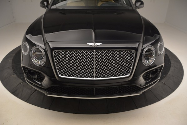 Used 2017 Bentley Bentayga for sale Sold at Bugatti of Greenwich in Greenwich CT 06830 13