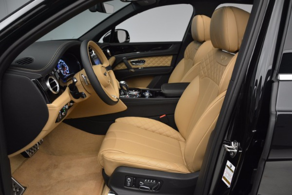 Used 2017 Bentley Bentayga for sale Sold at Bugatti of Greenwich in Greenwich CT 06830 23