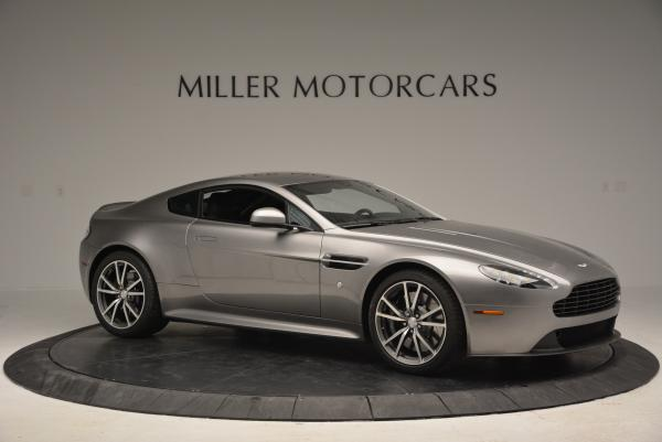 Used 2016 Aston Martin V8 Vantage GT Coupe for sale Sold at Bugatti of Greenwich in Greenwich CT 06830 10