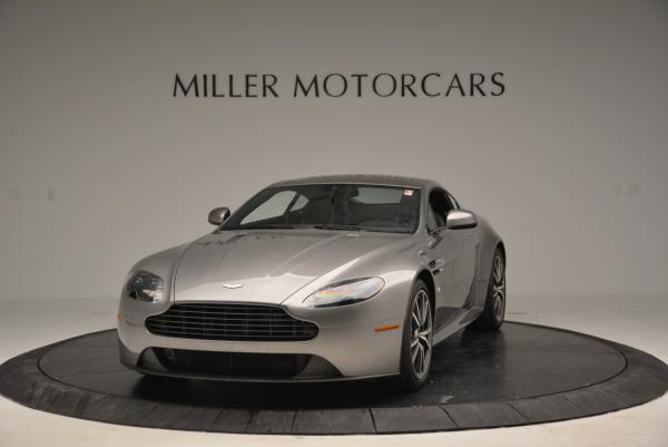 Used 2016 Aston Martin V8 Vantage GT Coupe for sale Sold at Bugatti of Greenwich in Greenwich CT 06830 2