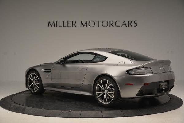 Used 2016 Aston Martin V8 Vantage GT Coupe for sale Sold at Bugatti of Greenwich in Greenwich CT 06830 4