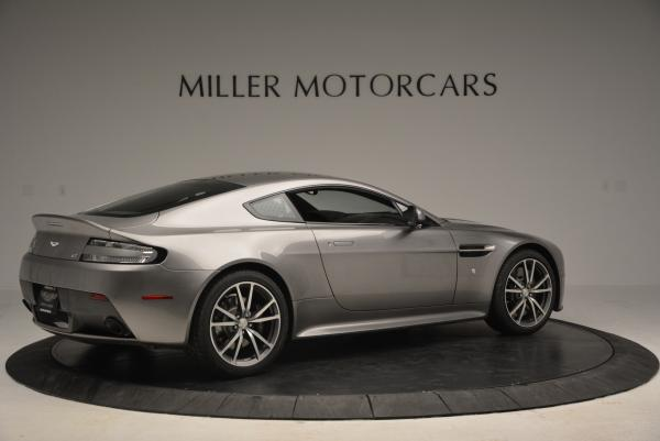Used 2016 Aston Martin V8 Vantage GT Coupe for sale Sold at Bugatti of Greenwich in Greenwich CT 06830 8