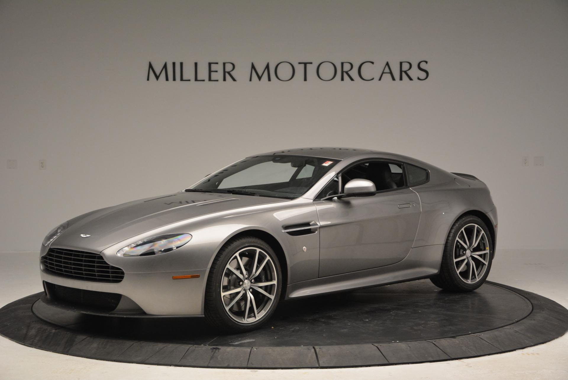 Used 2016 Aston Martin V8 Vantage GT Coupe for sale Sold at Bugatti of Greenwich in Greenwich CT 06830 1