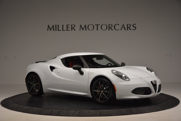 New 2016 Alfa Romeo 4C Coupe for sale Sold at Bugatti of Greenwich in Greenwich CT 06830 10