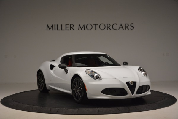 New 2016 Alfa Romeo 4C Coupe for sale Sold at Bugatti of Greenwich in Greenwich CT 06830 11