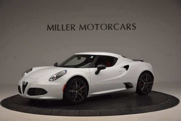 New 2016 Alfa Romeo 4C Coupe for sale Sold at Bugatti of Greenwich in Greenwich CT 06830 2
