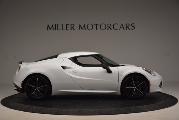 New 2016 Alfa Romeo 4C Coupe for sale Sold at Bugatti of Greenwich in Greenwich CT 06830 9