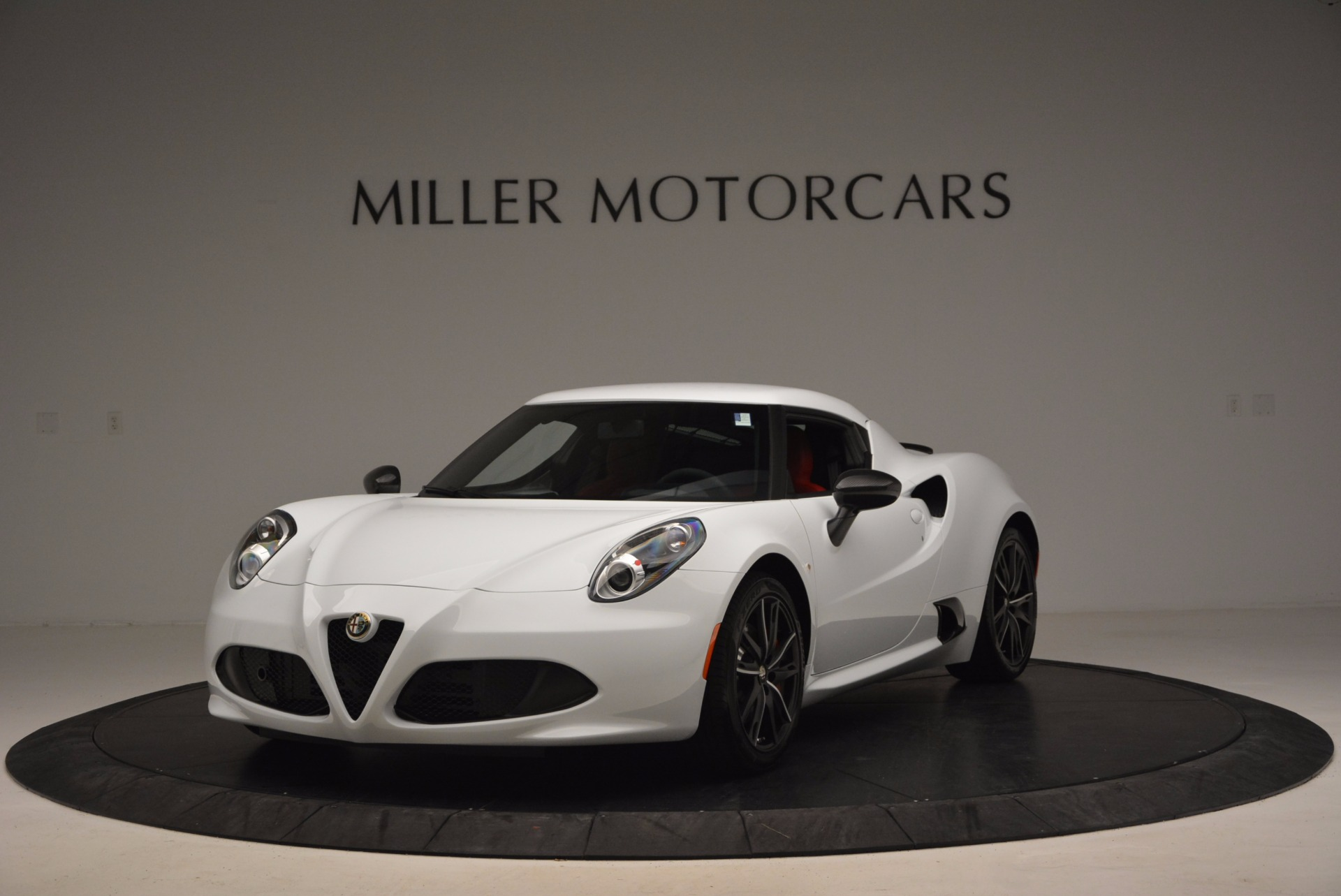 New 2016 Alfa Romeo 4C Coupe for sale Sold at Bugatti of Greenwich in Greenwich CT 06830 1