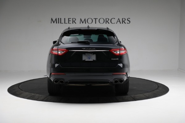New 2017 Maserati Levante S for sale Sold at Bugatti of Greenwich in Greenwich CT 06830 6
