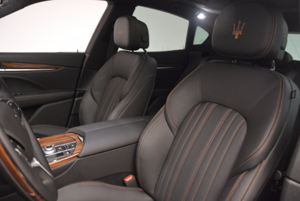 New 2017 Maserati Levante for sale Sold at Bugatti of Greenwich in Greenwich CT 06830 26